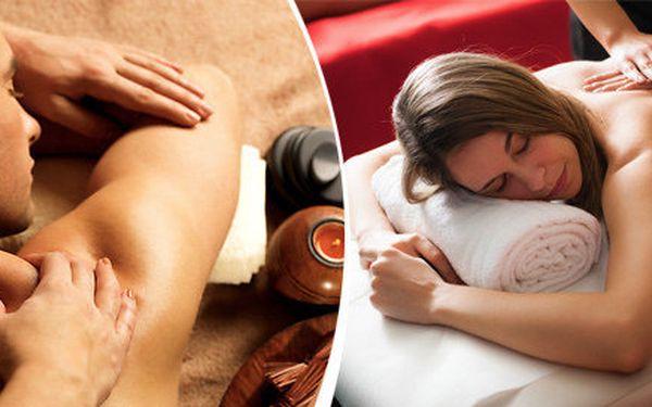 30 minut klasické masáže