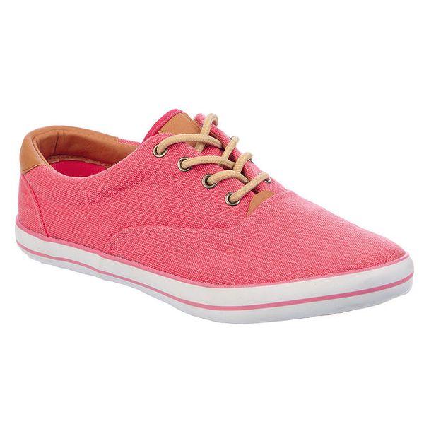 Dámské růžovočervené tenisky Keddo