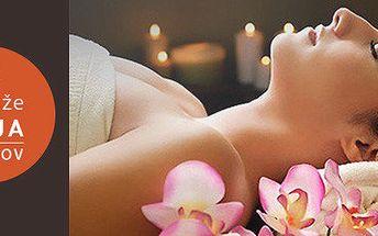 Regenerační masáž v Havířově