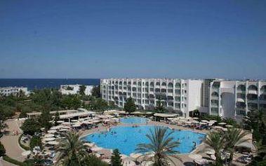 Tunisko, oblast Port El Kantaoui, polopenze, ubytování v 5* hotelu na 12 dní