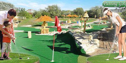 Putting Golf Úžice