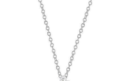 Dámský náhrdelník se dvěma srdíčky Art de France