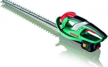 Bosch AHS 48 LI + rychlonabíječka