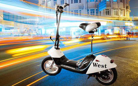 Elektrická koloběžka pro dospělé E-Scooter West