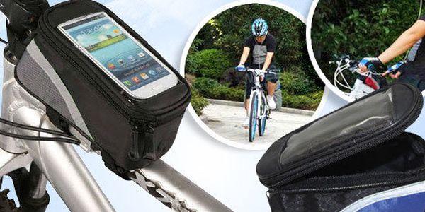 Voděodolné pouzdro na kolo pro váš smartphone
