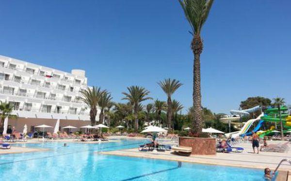 Maroko, oblast Agadir, polopenze, ubytování v 4* hotelu na 8 dní