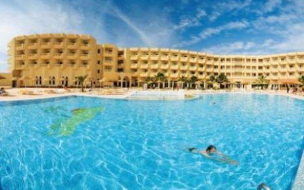 Tunisko, oblast Hammamet, all Inclusive, ubytování v 4* hotelu na 8 dní