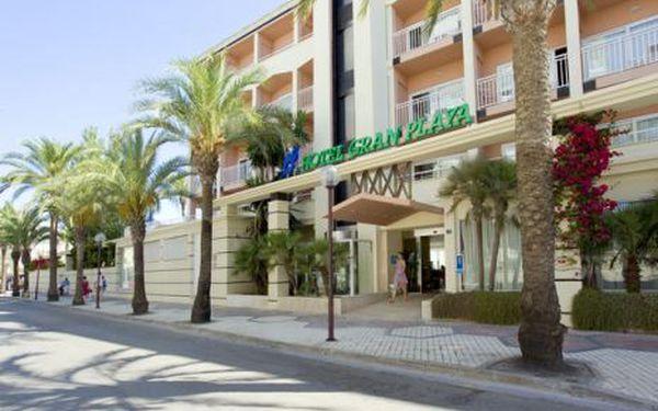 Španělsko, oblast Mallorca, all Inclusive, ubytování v 4* hotelu na 8 dní