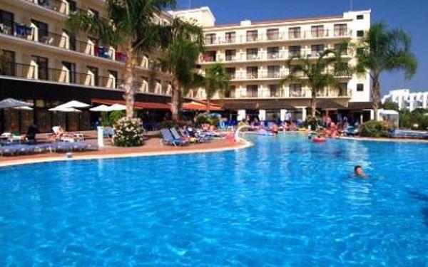 Kypr, oblast Protaras, polopenze, ubytování v 4* hotelu na 8 dní