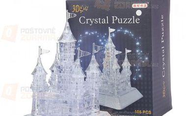 3D puzzle - zámek a poštovné ZDARMA! - 17410469