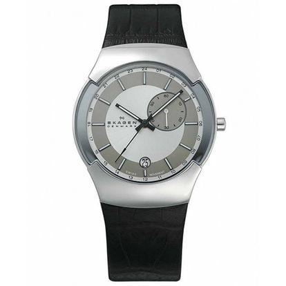 Pánské analogové designové hodinky Skagen