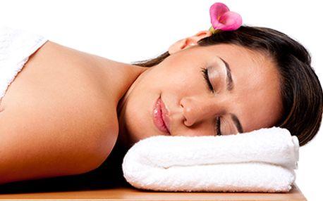 60 minut masáže dle vlastního výběru - indická masáž hlavy, antistresová, klasická, regenerační, sportovní a další typy masáží - Praha 5.
