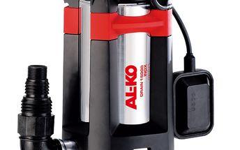 Ponorné čerpadlo pro čerpání silně znečistěné vody AL-KO Drain 15000 Inox Comfort