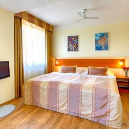 Pobyt pro dva v klidné části Prahy v krásném hotelu Aida**** s výhledem na město