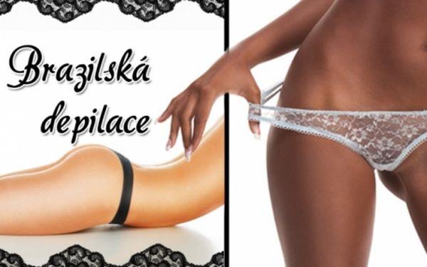 Intimní BRAZILSKÁ DEPILACE cukrovou pastou s možností Bikini design! 100% přírodní, účinná a šetrná metoda depilace, díky které budete mít dokonalou pokožku na dlouhé týdny! Profesionální Salon Nadin na Praze 8 u stanice metra Křižíkova!!!!!