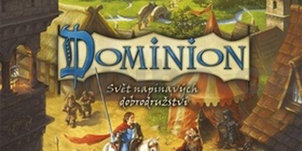 Dominion karetní hra pro celou rodinu