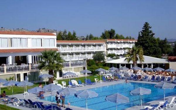 Řecko, oblast Rhodos, letecky, polopenze, ubytování v 4,5* hotelu na 11 dní