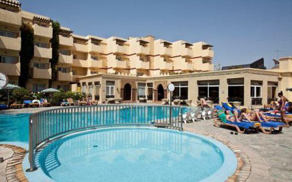 Maroko, oblast Agadir, plná penze, ubytování v 4* hotelu na 8 dní