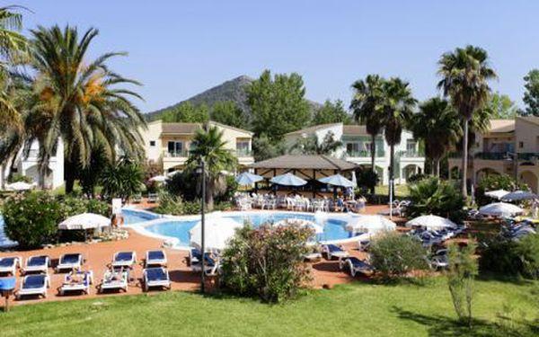 Španělsko, oblast Mallorca, all Inclusive, ubytování v 3* hotelu na 8 dní