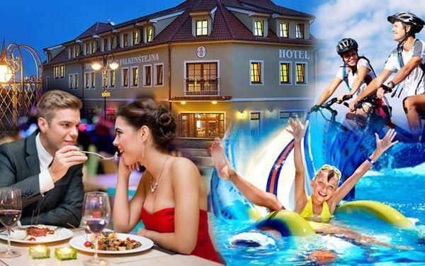 3 dny pro 2 osoby v luxusním 4* Hotelu Záviš