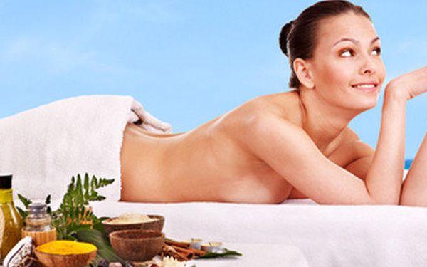 Relaxační rituál - Indonéská Bali masáž