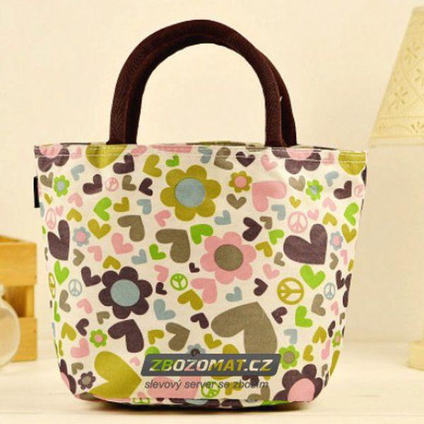 Veselá plážová taška v mnoha vzorech!
