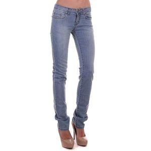 Dámské úzké světle modré džíny Seven LA