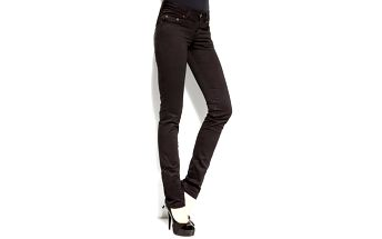 Dámské černé kalhoty Seven LA