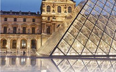 Paříž, společník cestovatele