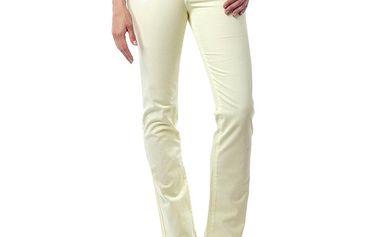 Dámské citrónově žluté džíny Seven LA