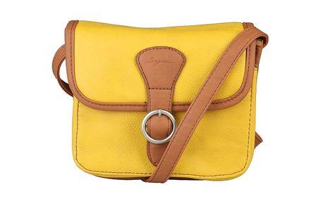Segue trendy kabelka žlutá přes rameno