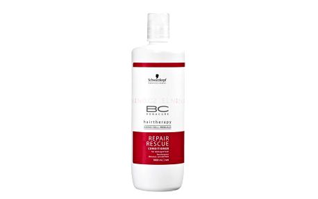 Schwarzkopf BC Bonacure Repair Rescue Conditioner 1000ml Kondicioner na barvené, poškozené vlasy W
