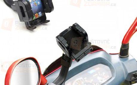 Držák telefonu na řídítka motorky a poštovné ZDARMA! - 17610580