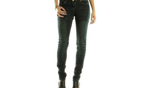 Dámské tmavě modré skinny džíny Rocawear