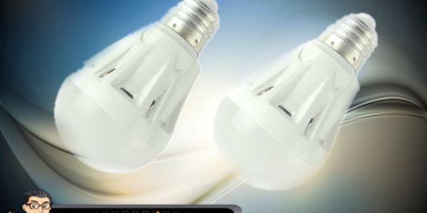 6W LED žárovky jen za 109 Kč! Na výběr teplá a studená bílá!