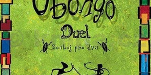 Ubongo duel pro dva hráče a zadání hlavolamů patří k nejnáročnějším, které asi v Ubongu lze potkat