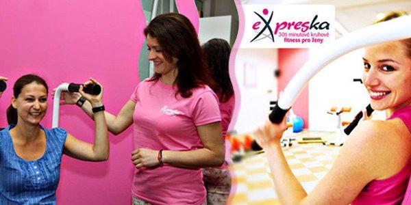 11 kruhových tréninků pro ženy v Expresce