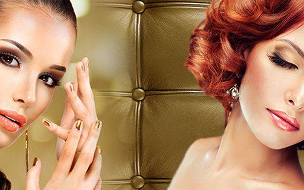 Bohaté kosmetické ošetření pleti v salonu La Belle