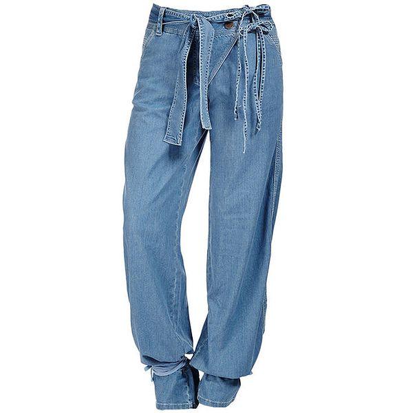 Dámské světle modré harémové džíny Ruby Blue