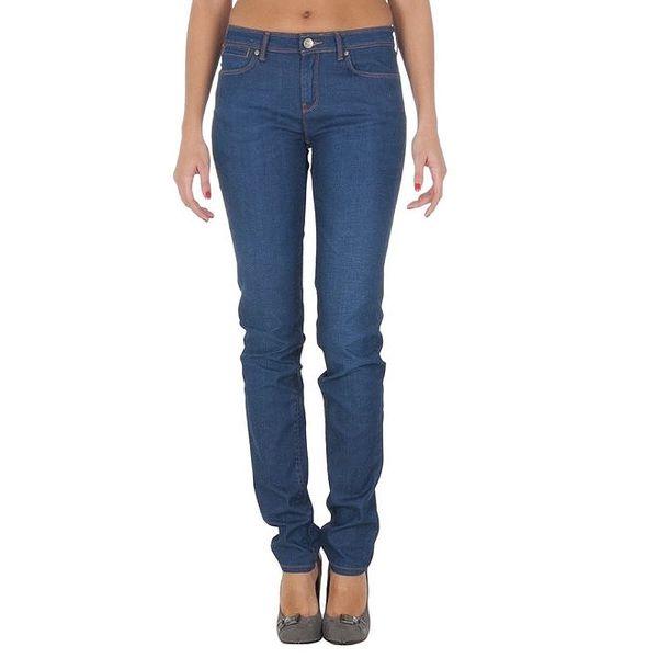 Dámské sytě modré džíny Tommy Hilfiger
