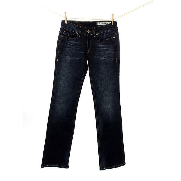 Dámské tmavě modré džíny Tommy Hilfiger