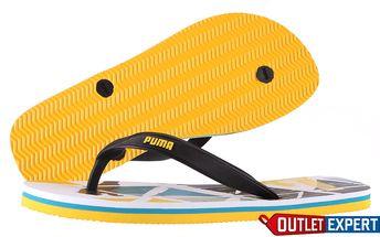 Pánské žabky ve sportovním stylu značky Puma Luca