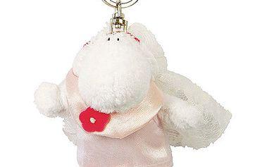 Klíčenka Sheepworld Klíčenka nevěsta svatba, Sheepworld