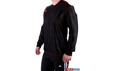 Pánské fotbalové tričko s dlouhým rukávem od zančky Adidas