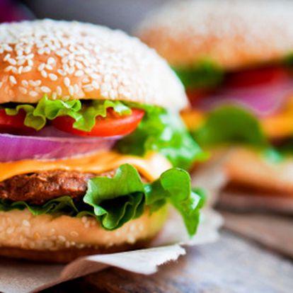 Hamburger 8OSMA speciál PRO DVA za 109 Kč!