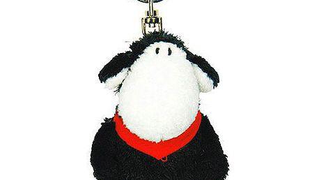 Klíčenka Sheepworld Klíčenka černá sedící Schaf, Sheepworld