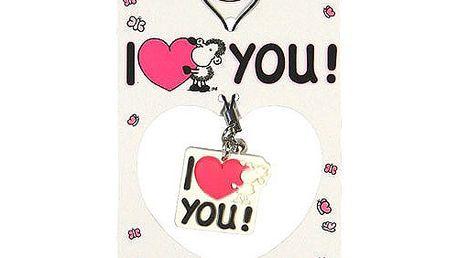 Přívěsek na mobil Sheepworld Přívěsek na mobil LOVE, Sheepworld