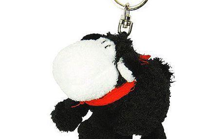 Klíčenka Sheepworld Klíčenka černá ležící Schaf, Sheepworld