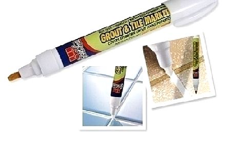 Grout Aide Marker - obnova spár s perfektním výsledkem !