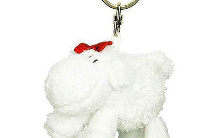 Klíčenka Sheepworld Klíčenka bílá ležící Schaf, Sheepworld